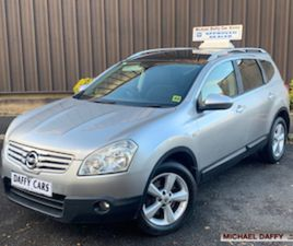 NISSAN QASHQAI +2, 2011 FOR SALE IN KERRY FOR €5700 ON DONEDEAL