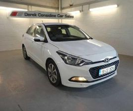 HYUNDAI I20 SE MPI FOR SALE IN CLARE FOR €10,950 ON DONEDEAL