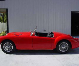 1955 MG A ROADSTER