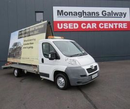 PEUGEOT BOXER 335 LWB 2DR TOW TRUCK FOR SALE IN GALWAY FOR €8,995 ON DONEDEAL