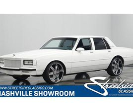 FOR SALE: 1989 CHEVROLET CAPRICE IN LAVERGNE, TENNESSEE