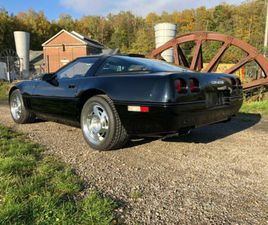 CORVETTE C4 ZR-1 FRAME-OFF RESTAURATION 2020 ORIG ZUSTAND