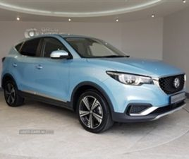 USED 2020 MG ZS EV EXCITE HATCHBACK 5,563 MILES IN BLUE FOR SALE | CARSITE