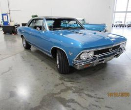 1966 CHEVROLET CHEVELLE NUMBERS MATCHING