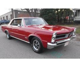 1965 PONTIAC GTO TRI POWER AUTO COUPE