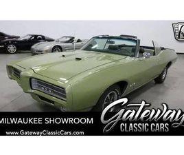 1969 PONTIAC GTO 2 DOORS
