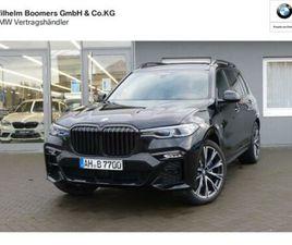 BMW X7 XDRIVE 40 D M SPORT 7-SITZER LASERLICHT AHK P