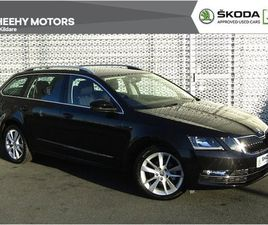SKODA OCTAVIA COMBI STYLE 1.6TDI 115HP FOR SALE IN KILDARE FOR €25,450 ON DONEDEAL