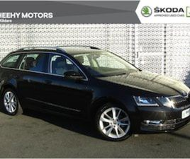 SKODA OCTAVIA COMBI STYLE 1.6TDI 115HP FOR SALE IN KILDARE FOR €25950 ON DONEDEAL