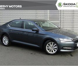 SKODA SUPERB AMB 2.0TDI 150HP DSG FOR SALE IN KILDARE FOR €34250 ON DONEDEAL