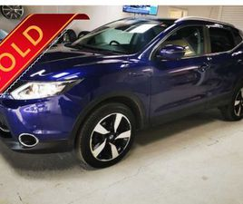 NISSAN QASHQAI, N-TEC 2015 TOP SPEC FOR SALE IN DUBLIN FOR €14,900 ON DONEDEAL