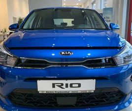 KIA RIO+1.0T+VISION+LED+NAVI+SITZ-/LENKRADHEIZUNG+