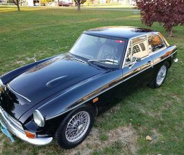 FOR SALE: 1969 MG MGC IN STRATFORD, CONNECTICUT