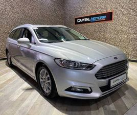 FORD MONDEO ZETEC ECONETIC 1.5 TDCI CAR NUM 178 FOR SALE IN DUBLIN FOR €14,950 ON DONEDEAL
