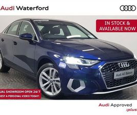 AUDI A3 SALOON 30 TDI SE FROM 392 P/M FOR SALE IN WATERFORD FOR €40,235 ON DONEDEAL