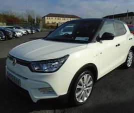 SSANGYONG TIVOLI, ES 1.6 CRDI. FREE DELIVERY. FOR SALE IN LAOIS FOR €15750 ON DONEDEAL