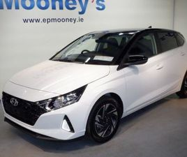 HYUNDAI I20 DELUXE PLUS AUTOMATIC 1.0L PETROL HAT FOR SALE IN DUBLIN FOR €24,650 ON DONEDE