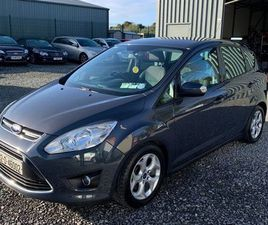 FORD CMAX 1.6TDCI ZETEC..NEW NCT,NEW MODEL FOR SALE IN DUBLIN FOR €4,999 ON DONEDEAL