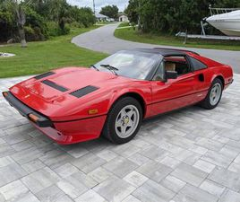FOR SALE: 1983 FERRARI 308 IN TAMPA, FLORIDA