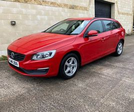 2016 VOLVO V60 BUSINESS ED 2.0 D3 FOR SALE IN DERRY FOR £7,895 ON DONEDEAL