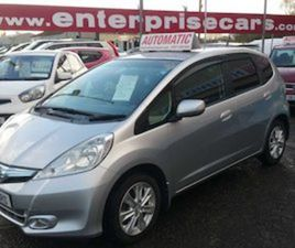 2011 HONDA FIT HYBRID AUTOMATIC FOR SALE IN LIMERICK FOR €7750 ON DONEDEAL