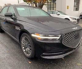 BRAND NEW BLACK COLOR 2021 GENESIS G90 PREMIUM FOR SALE IN ANNAPOLIS, MD 21401. VIN IS KMT
