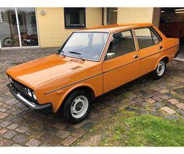 FIAT 130 1,3 4-DøRS - 127.500 KR.