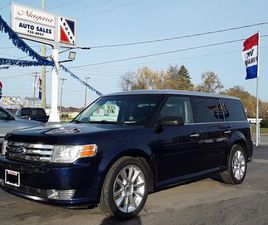 USED 2011 FORD FLEX LIMITED 7 PASSENGER