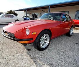 FOR SALE: 1974 DATSUN 260Z IN WICHITA FALLS, TEXAS