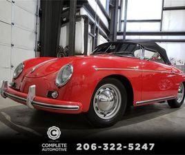 FOR SALE: 1956 PORSCHE 356 IN SEATTLE, WASHINGTON