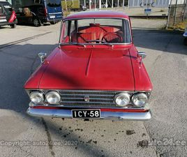 MOSKVICH 408 1.4
