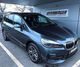 BMW 2ER-REIHE 218D GRAN TOURER SPORT LINE AUT. KOMBI / FAMILY VAN, 10 KM, € 45.000,-