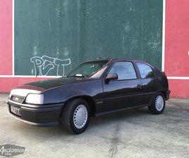 OPEL KADETT GSI 130HP - 1988