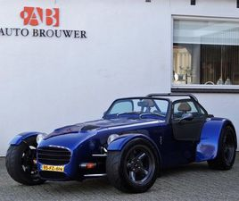 DONKERVOORT D8 1.8 TURBO | 269PK | PERFECT