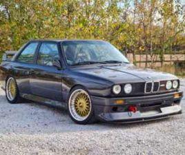 BMW E30 M3 2-DOOR