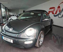 VW BEETLE CABRIO 1.4 - 03