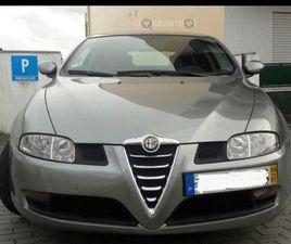 ALFA ROMEO GT JTD