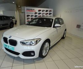 BMW SERIE 1 116I 109 M SPORT 5P + OPTIONS
