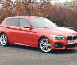 USED 2016 (16) BMW 1 SERIES 118I [1.5] M SPORT 5DR IN PAISLEY
