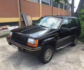 JEEP 5.2 (EU) 4WD AUT. QUADRA-TRAC LIMITED - AUTO USATE - QUATTRORUOTE.IT - AUTO USATE - Q