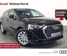 AUDI Q3 SPORTBACK 35TDI SE S-TRONIC FOR SALE IN WATERFORD FOR €47992 ON DONEDEAL