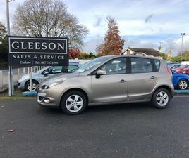 2010 RENAULT SCENIC - PETROL - AUTOMATIC. NEW NCT FOR SALE IN CARLOW FOR €5,650 ON DONEDEA