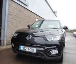 SSANGYONG TIVOLI 1.6 D MANUAL EL FOR SALE IN TIPPERARY FOR € ON DONEDEAL