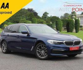 BMW 5 SERIES 520D TOURING SE AUTO SERVICE INCLUS FOR SALE IN GALWAY FOR €37995 ON DONEDEAL