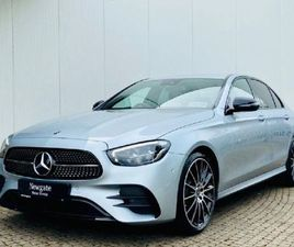 MERCEDES-BENZ E-CLASS E220 D AMG LINE NIGHT PACK FOR SALE IN MEATH FOR €72,429 ON DONEDEAL