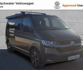 VOLKSWAGEN CALIFORNIA COAST 2.0TDI 150BHP AUTOMAT FOR SALE IN CORK FOR €64965 ON DONEDEAL