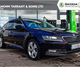 SKODA SUPERB AMBITION 2.0TDI 150BHP FOR SALE IN CORK FOR €20750 ON DONEDEAL