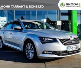 SKODA SUPERB COM STYLE 2.0TDI 150HP FOR SALE IN CORK FOR €17850 ON DONEDEAL