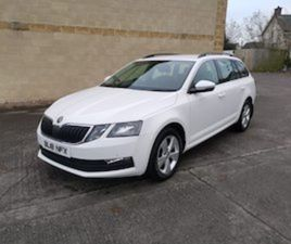 2018 SKODA OCTAVIA 1.6 TDI SE TECH FOR SALE IN DERRY FOR £9350 ON DONEDEAL