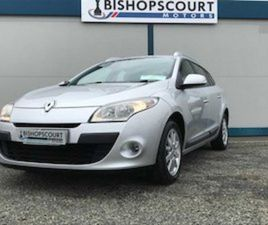 RENAULT GRAND MEGANE, 2010 FOR SALE IN KILDARE FOR €4950 ON DONEDEAL